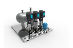 一体式无负压恒压变频供水设备